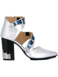 double strap booties Toga