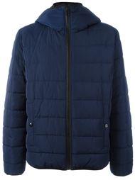 hooded puffer jacket Love Moschino