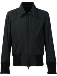 zipped shirt jacket Ann Demeulemeester Grise
