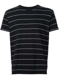 классическая полосатая футболка  Saint Laurent