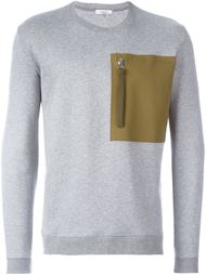 'Rockstud' zip pocket sweatshirt Valentino