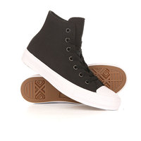 Кеды кроссовки высокие Converse Ct All Star II Hi Core Black/White