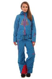 Комбинезон сноубордический женский Picture Organic Jam Blue