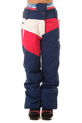 Штаны сноубордические женские Picture Organic Time Dark Blue