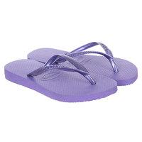 Вьетнамки детские Havaianas Slim Purple