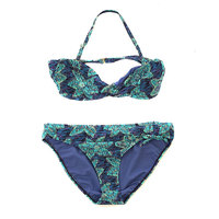 Купальник детский Roxy Bandeau Set Island Fever Astral