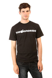 Футболка The Hundreds Forever Bar T-Shirt Black