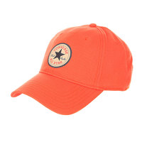 Бейсболка классическая Converse Twill Baseball Cap My Van Is On Fire