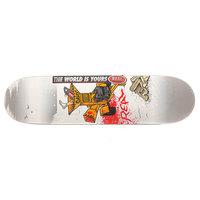 Дека для скейтборда для скейтборда Real Torgeson Chipper White 32 x 8.06 (20.5 см)