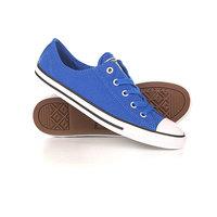 Кеды кроссовки низкие женские Converse Dainty Ox Laser Blue