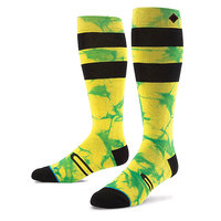 Носки высокие Stance Snow Burner Yellow