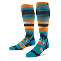 Носки высокие Stance Snow Portillo Blue