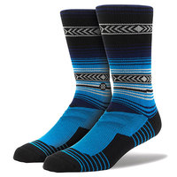 Носки средние Stance Sidestep Athletic Fusion The Og Crew Blue