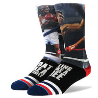 Носки средние Stance Anthem Legends G.o.a.t. Black