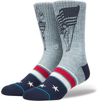 Носки средние Stance Foundation Podium Blue