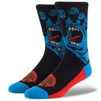 Носки средние Stance Foundation Screaming Hand Black