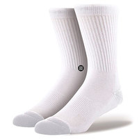 Носки средние Stance Uncommon Solids Icon White/Black