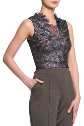 Топ-блузка Cynthia Rowley