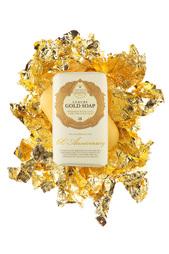 Мыло с золотом 24-карата 250г Nesti Dante