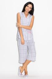 Пижама в клетку Relax Mode