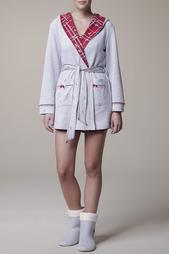 Пижама с шортами тройка Relax Mode
