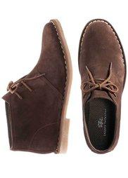 Ботинки (темно-коричневый) Bonprix