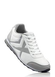 Кроссовки (черный/белый) Bonprix