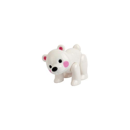 Фигурка Белый мишка, Первые друзья, TOLO