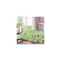 """Комплект постельного белья """"Зайка на зеленом"""" (50*70) Мона Лиза"""