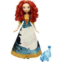 """Модная кукла """"Принцесса в юбке с проявляющимся принтом"""", Принцессы Дисней, в ассорт., B5295/B5301 Hasbro"""