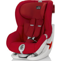 Автокресло KING II LS, 9-18 кг., Britax Romer, Flame Red