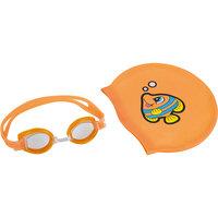 Набор для плавания, Bestway, оранжевый
