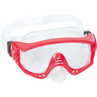 Маска для ныряния Splash Tech для взрослых, Bestway, красный