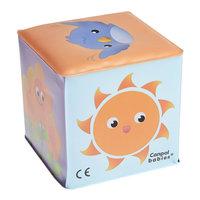 Мягкий кубик-погремушка Солнышко Canpol Babies