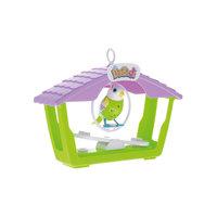 Птичка с домиком, зеленая, DigiBirds Silverlit