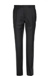 Классические шерстяные брюки в полоску Brioni