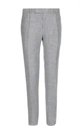 Классические брюки с узором houndstooth Polo Ralph Lauren
