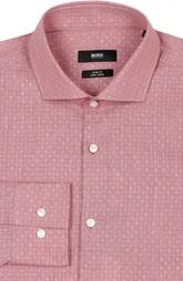 Приталенная сорочка HUGO BOSS Black Label