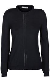 Шерстяной пуловер с открытыми плечами Altuzarra