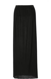 Плиссированная юбка-макси Theory