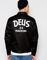 Куртка Deus Ex Machine - Черный