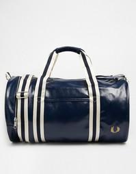 Классическая сумка Fred Perry - Темно-синий