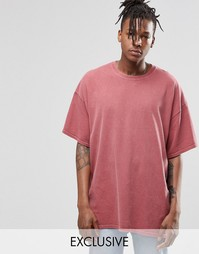 Окрашенная oversize‑футболка Reclaimed Vintage - Masarla