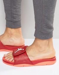 Шлепанцы Nike Jordan Hydro 5 820257-602 - Красный