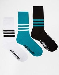 Набор из 3 пар носков adidas Originals AJ8931 - Мульти