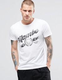 Футболка Mambo - Белый