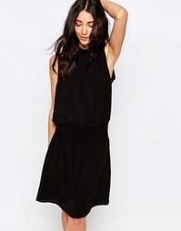 Платье без рукавов Gestuz Zella - Черный