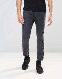 Черные выбеленные джинсы скинни Levis 510 North Star - North star Levis®
