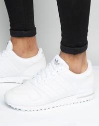 Белые кроссовки adidas Originals ZX 700 G62110 - Белый