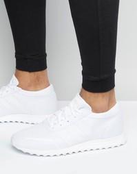 Белые кроссовки adidas Originals Los Angeles S31534 - Белый